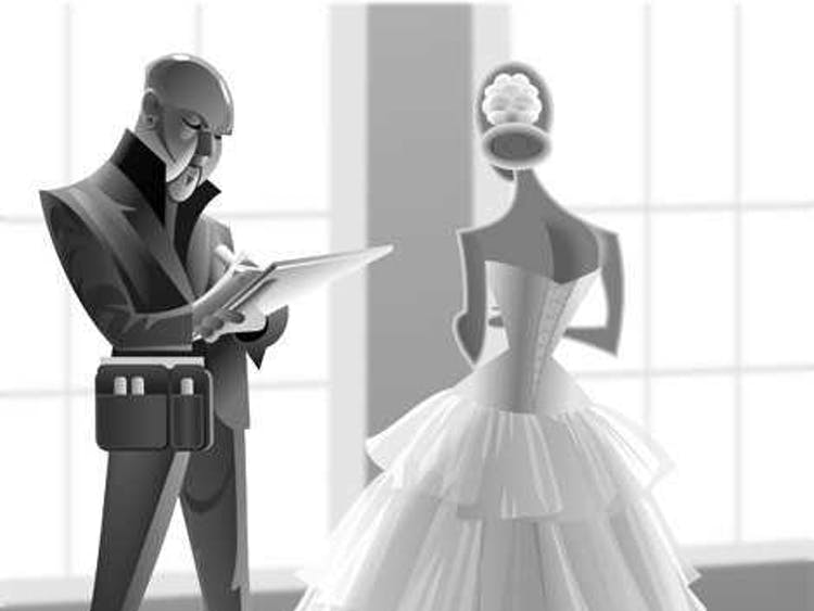 The Wedding Artist, Caricature Entertainment