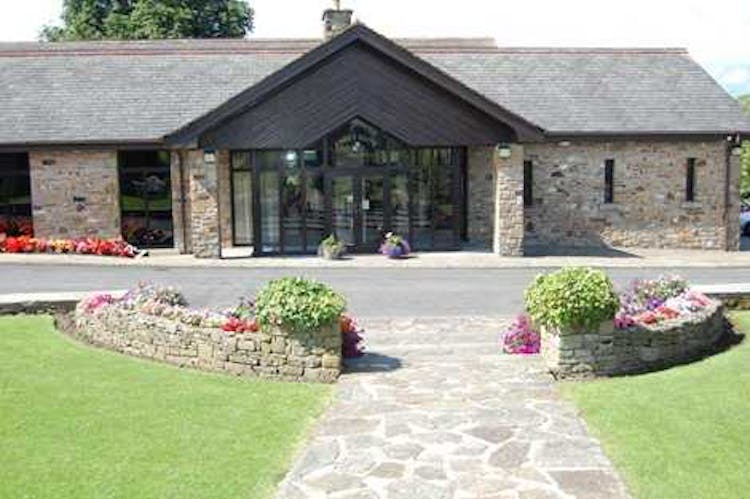 BEST WESTERN Mytton Fold Hotel and Golf Club