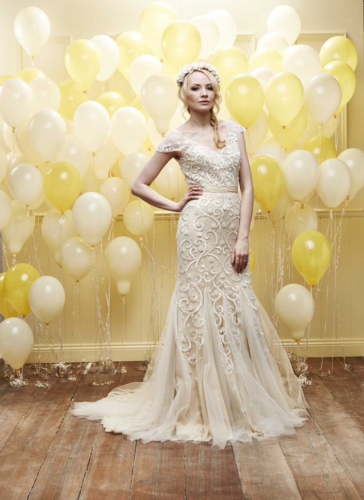 Alexia Daisy Wedding Dresses by Alexia Designs