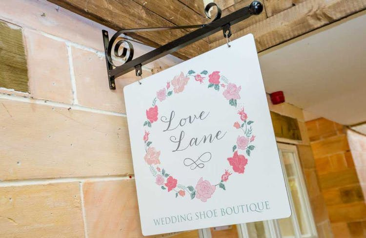 b0c55240eb98 Love Lane Wedding Shoe Boutique - Bridalwear Shops in Staffordshire