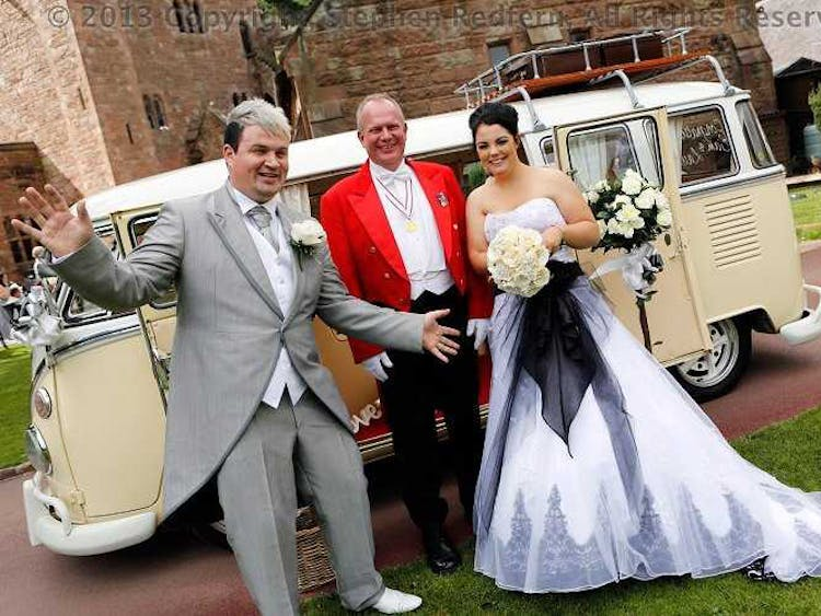 Chris Caroe Toastmaster and Wedding Celebrant