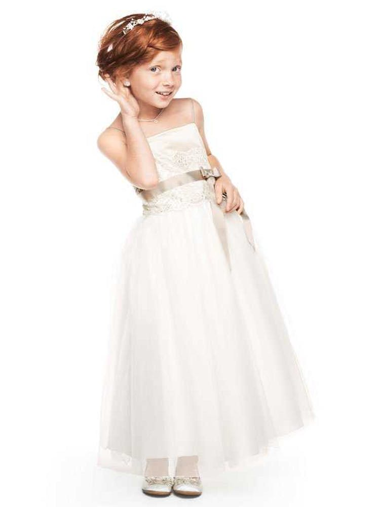 David's Bridal - Flower Girls