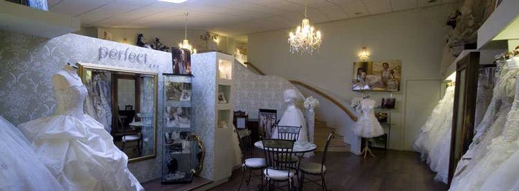 Perfect Bridal Rooms