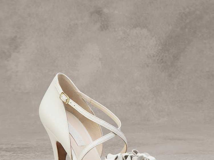 69eb9d92ddb0 Pronovias - 2016 Wedding Shoes Collection