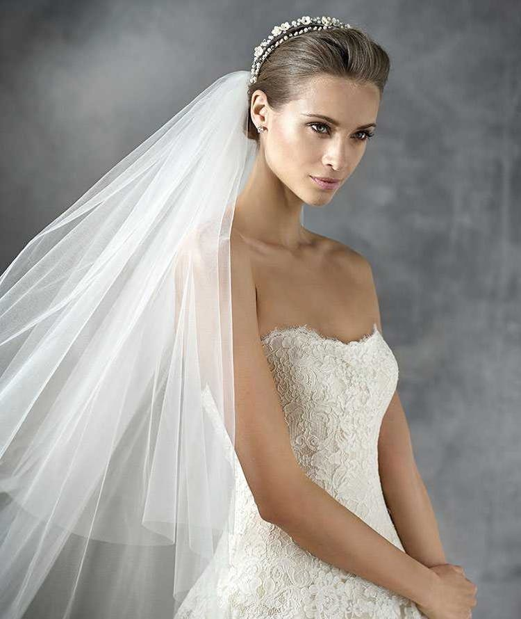 Pronovias Wedding Veils Collection - 2016