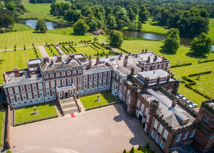 Knowsley Hall