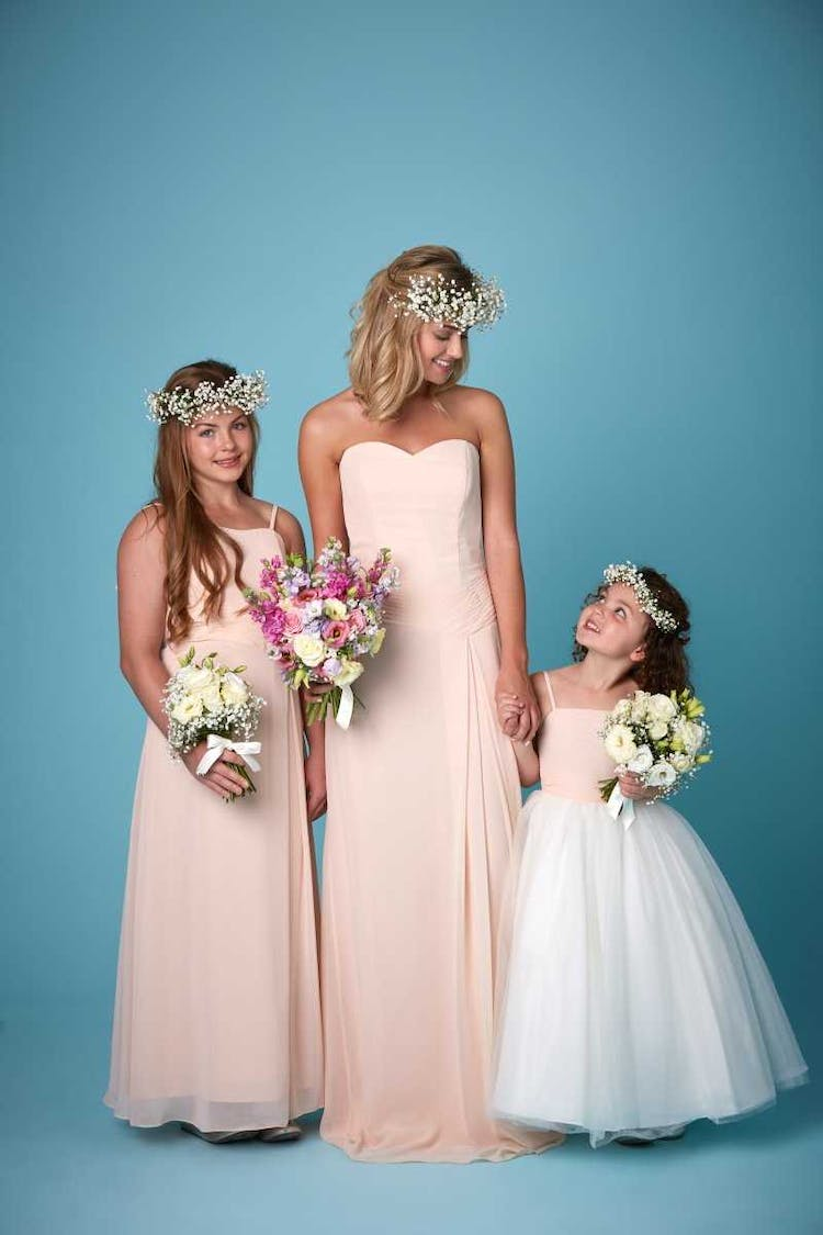 Amanda Wyatt Bridesmaids Dresses