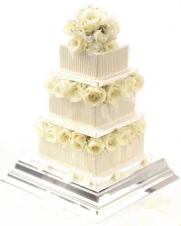 Napier Cake Stands - Wedding Cakes in Oxfordshire