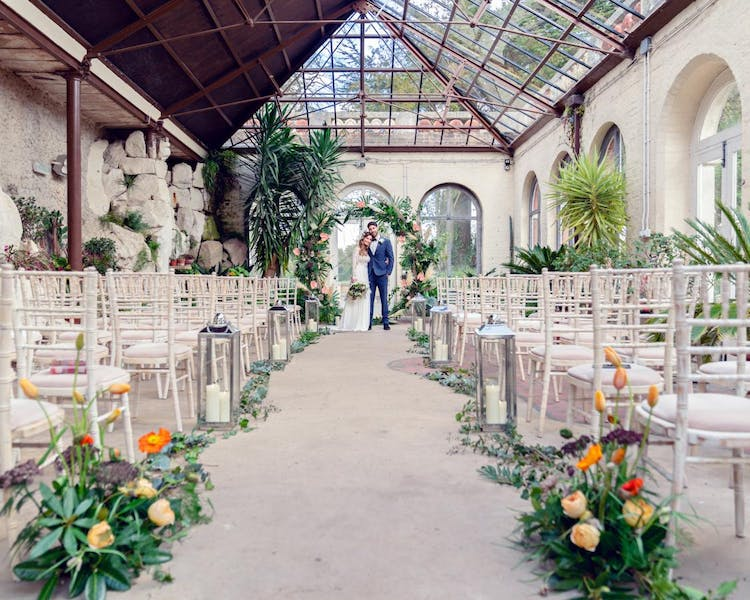 Small Ceremony in the Fernery