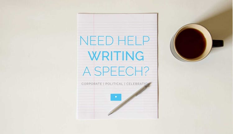 Adaptable Speechwriting