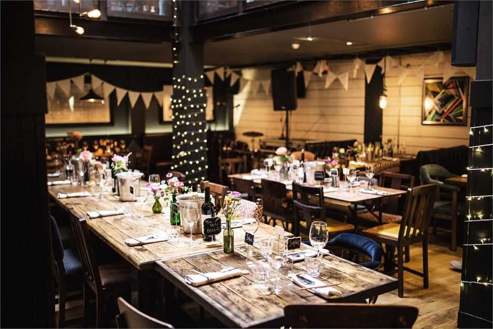 The Artisan Wedding Venues In Greater London