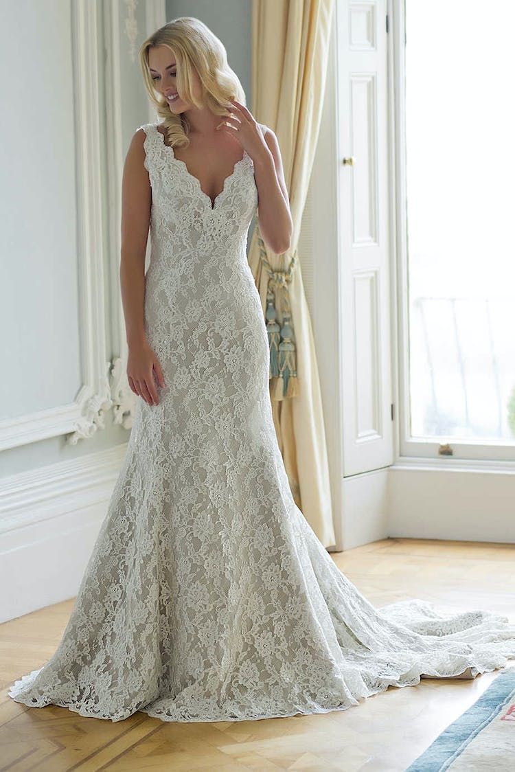 Morgan-Davies Bridal: London Boutique