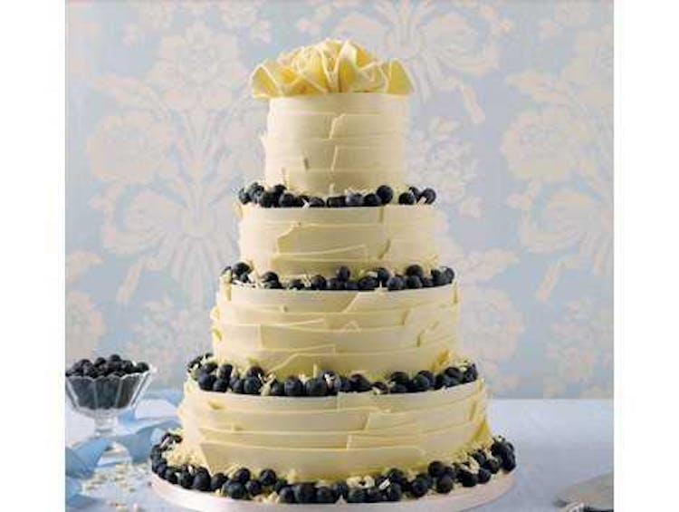 Marks & Spencers Wedding  Cakes