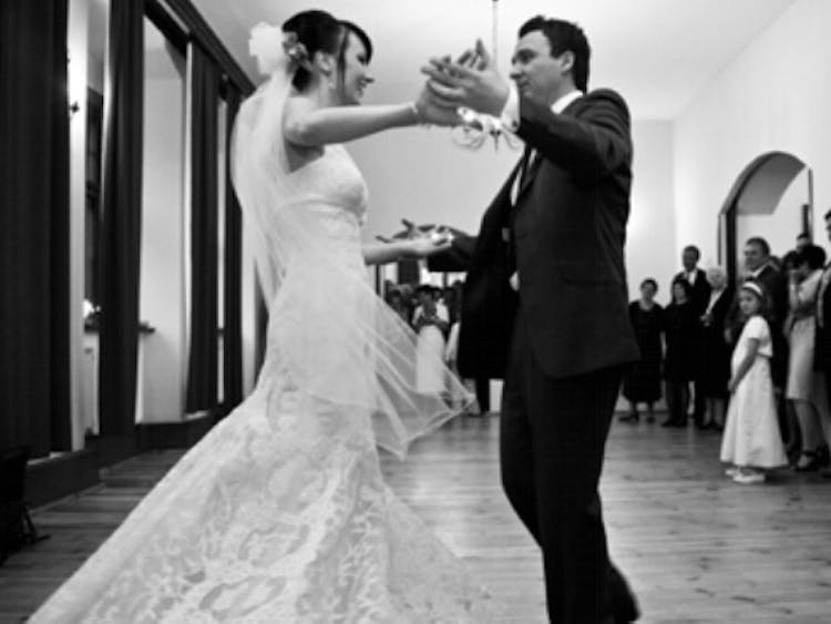 Expressions first dance