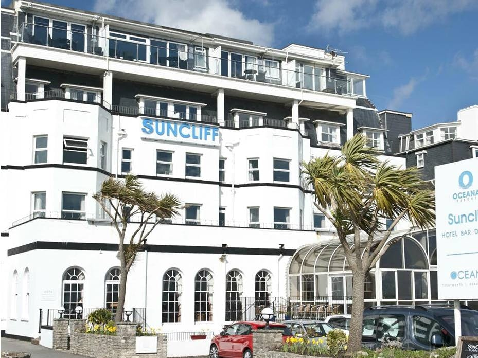 The Suncliff Hotel Wedding Venues In Bournemouth