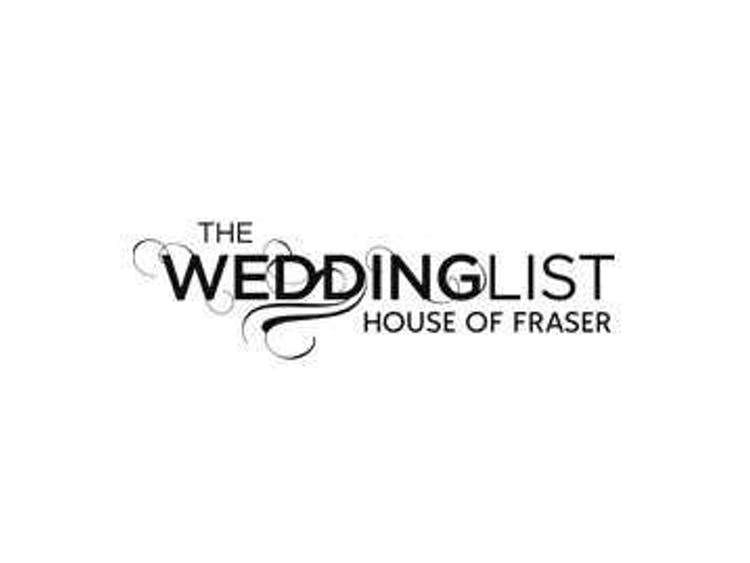 The Wedding List - House of Fraser