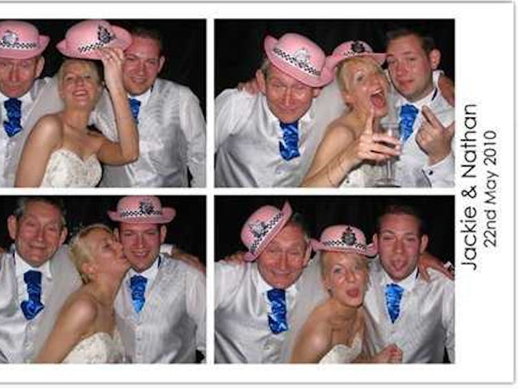 PictureBlast Photo Booth Hire