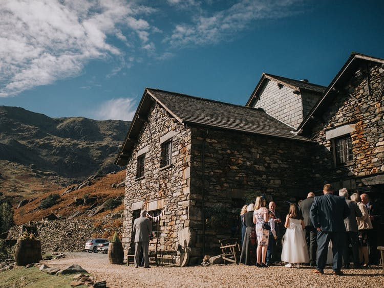 The Coppermines Mountain Wedding Venue