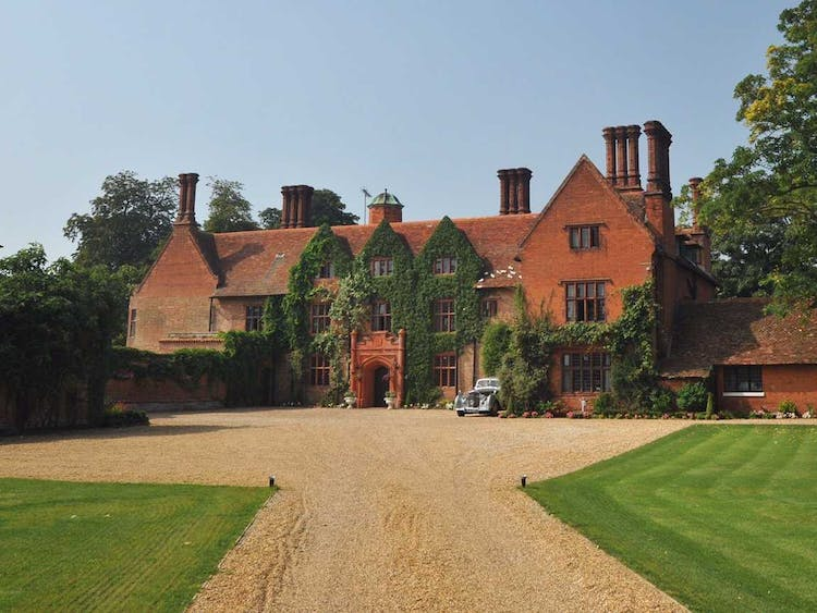 Woodhall Manor Events