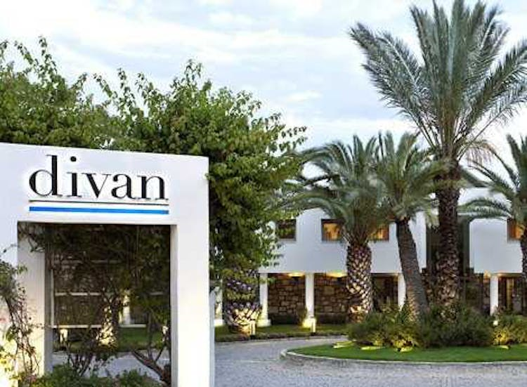 The Divan Bodrum Hotel - Turkey