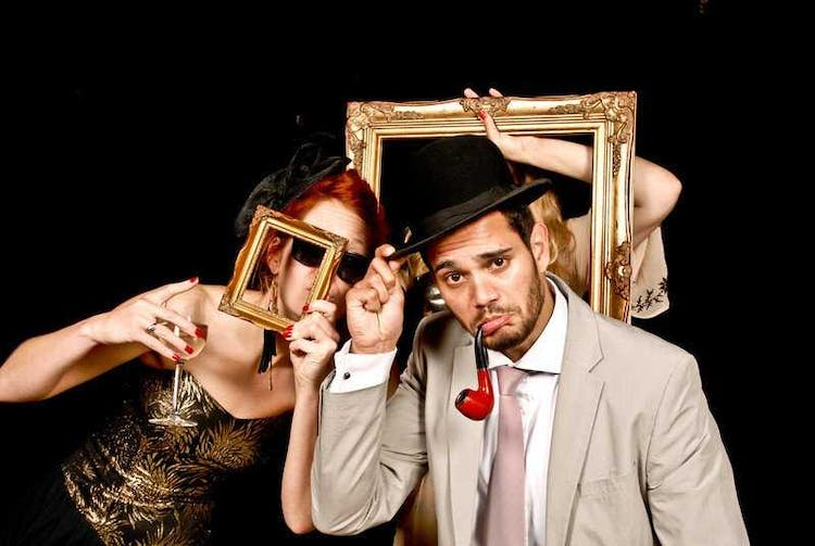 The Fabulous Photo Emporium Wedding Photo Booths In