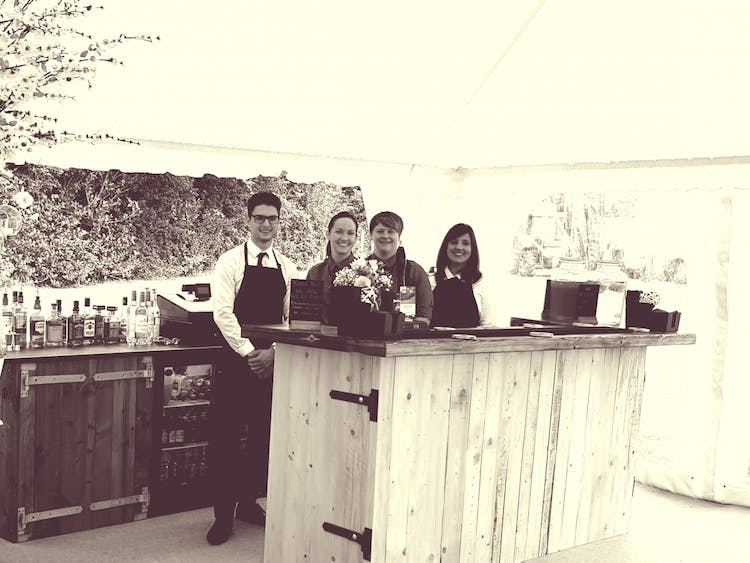 Eleventh Dimension Mobile Bar Hire