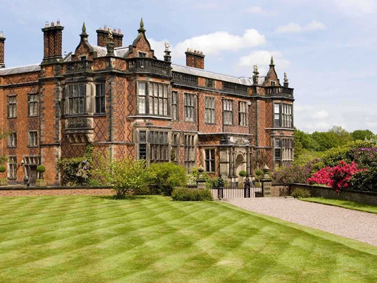 Arley Hall and Gardens