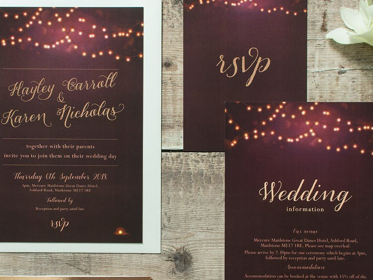 ByBlossom Wedding Stationery