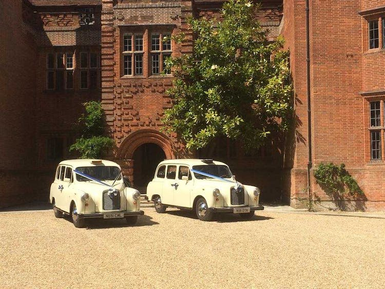 Portsmouth Wedding Taxis