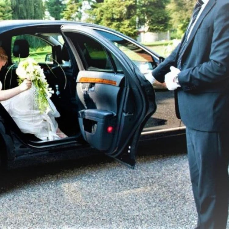 Wedding Chauffeur Service