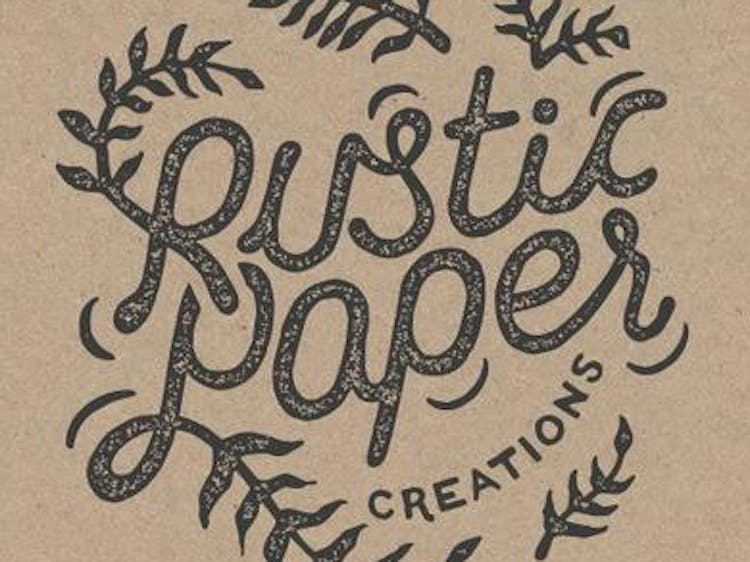 Rustic Paper Creations
