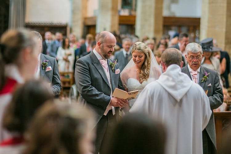 Wedding Photography at Holy Trinity Stratford-upon-Avon