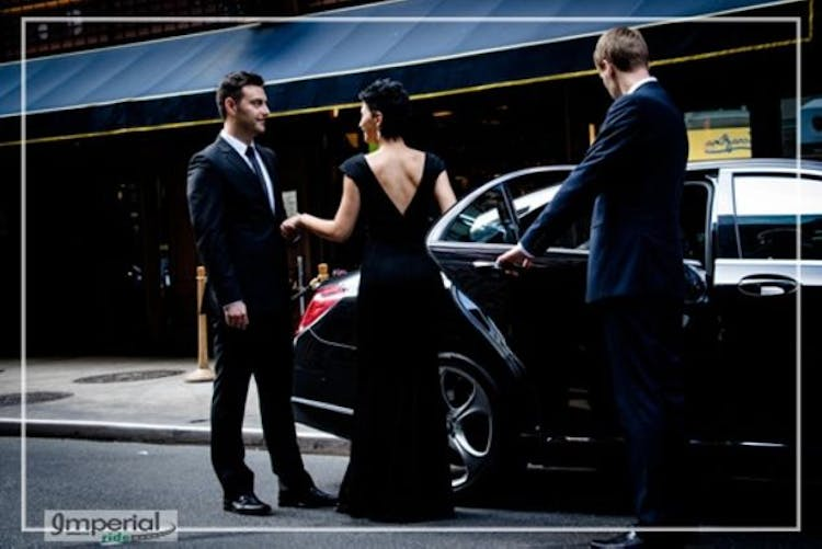 Business Chauffeur Hire