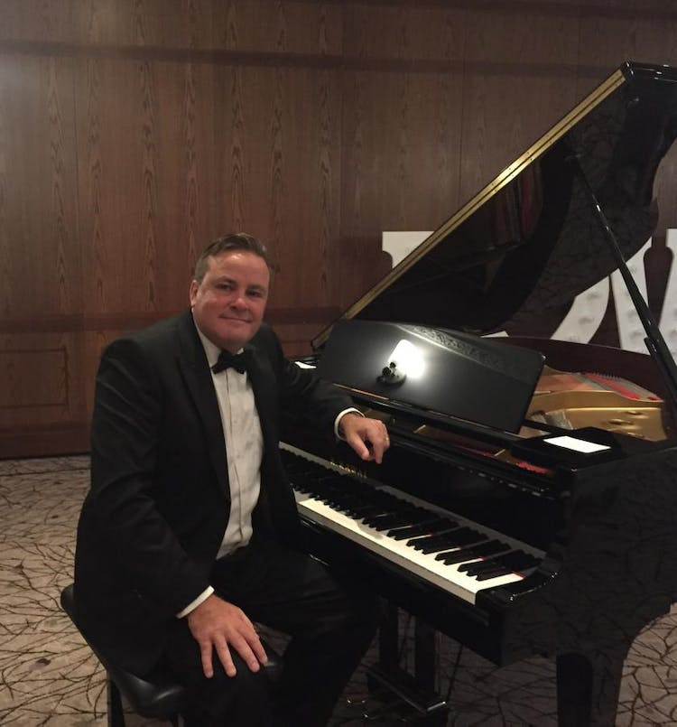 Richard Sully - Wedding Pianist