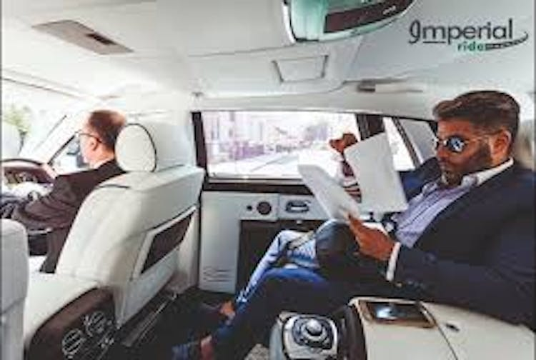 Chauffeur Hire Prices