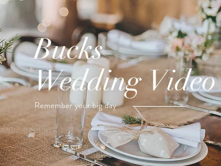 Bucks Wedding Video