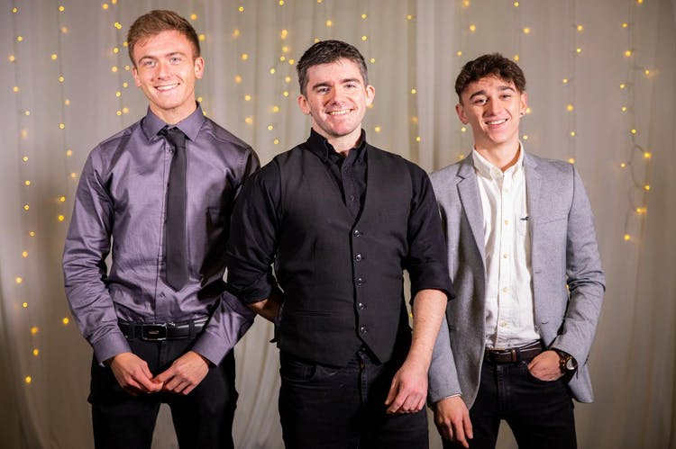 The South West's Most Exciting Wedding Band