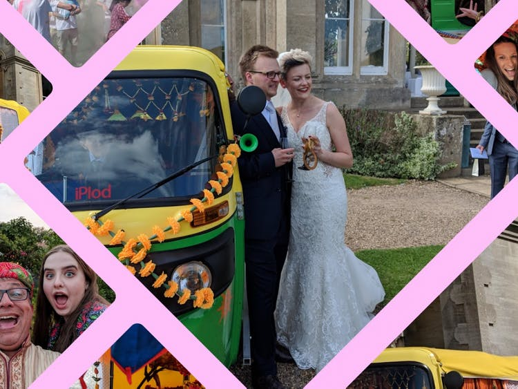 Wedding Tuk Tuk Ltd
