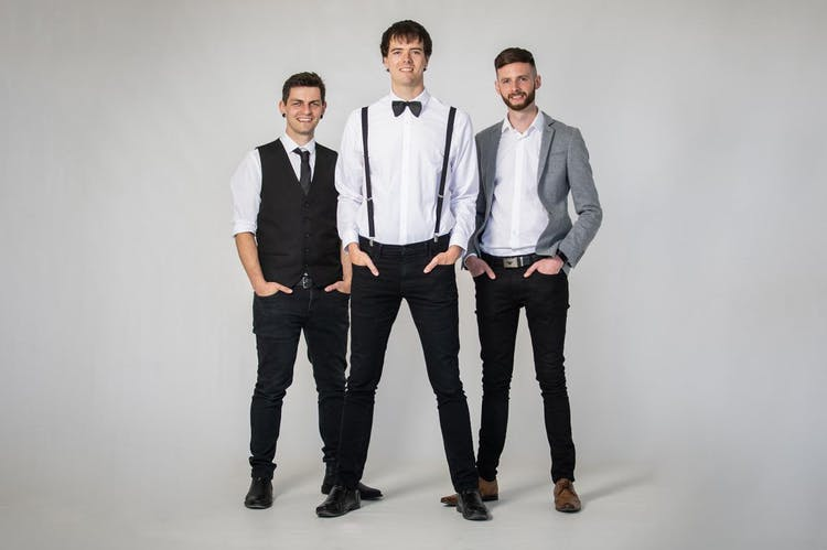 The South West's Premium 3 Piece Wedding/Party Band