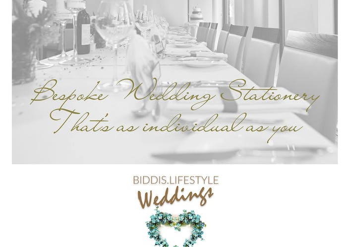 Biddis Lifestyle Weddings