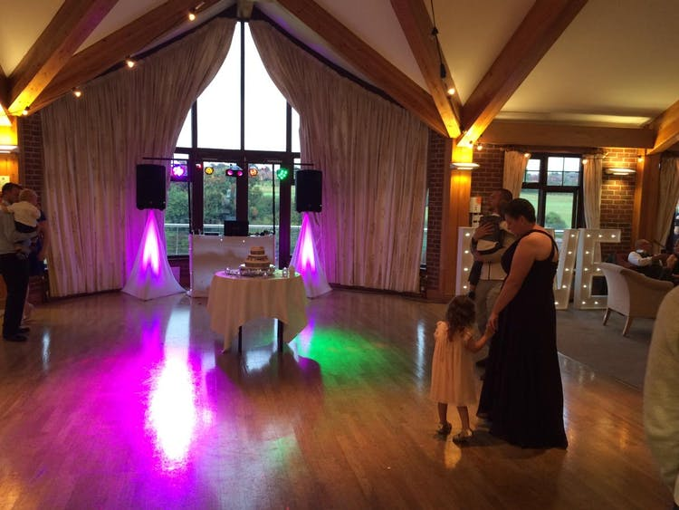 Wedding DJ & Light Up LOVE Letters For Hire Croydon London