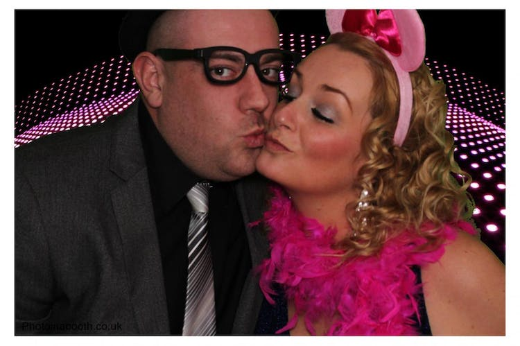 Wedding Photo Booth Hire Croydon London
