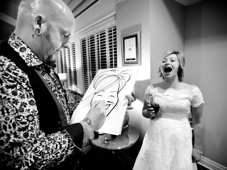 The Wedding Artist
