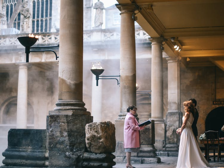 Roman Baths and Pump Room