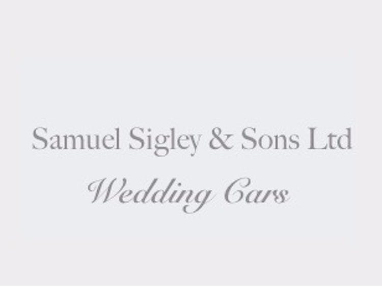 Samuel Sigley and Sons Ltd. Wedding Cars.