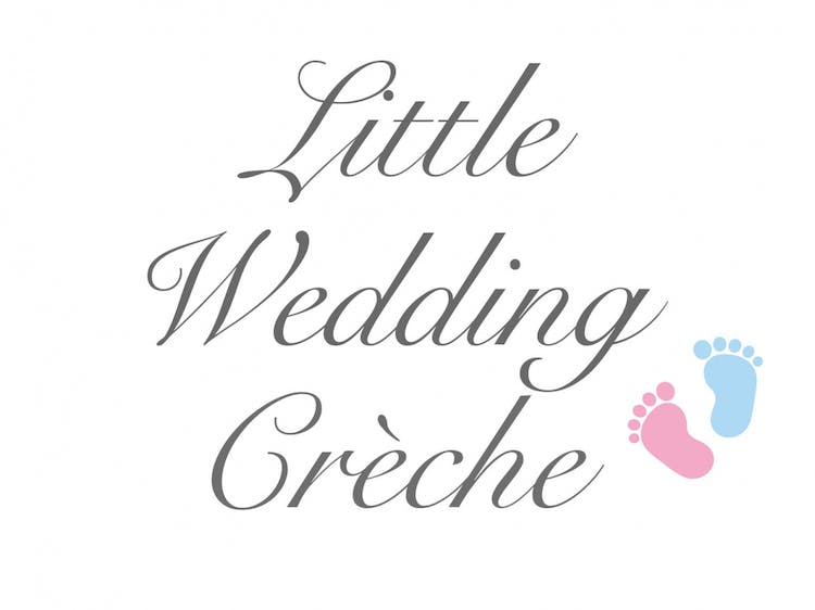 The little wedding creche