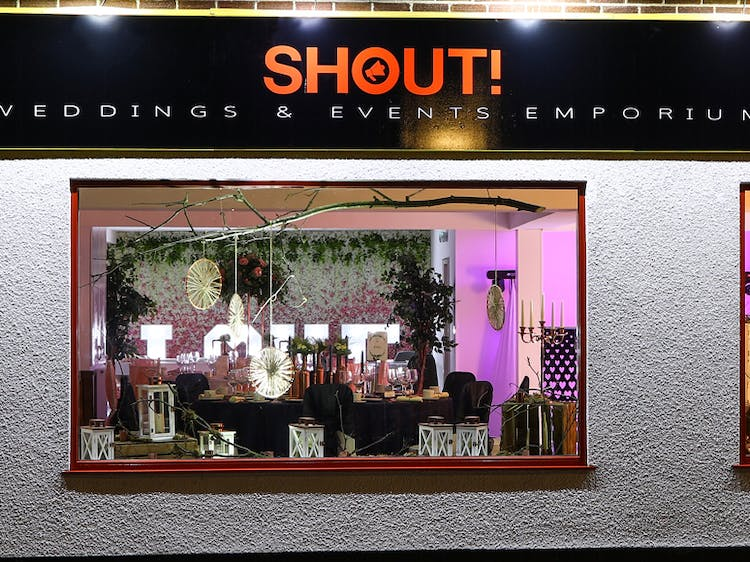 Shout Weddings & Events