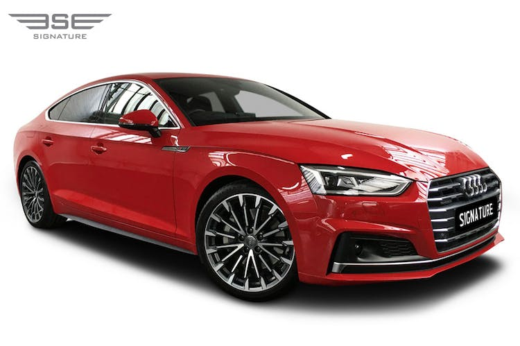 Signature Car Hire - Audi A5 S Line