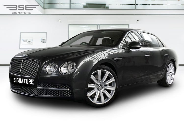 Signature Car Hire - Bentley Flying Spur