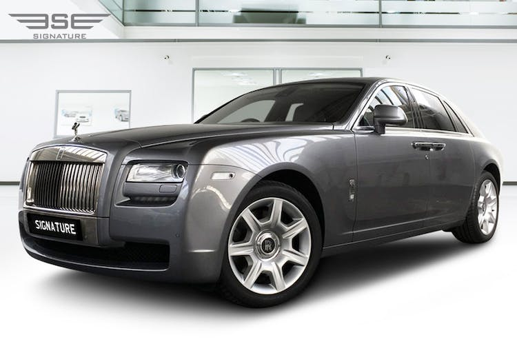 Signature Car Hire - Rolls Royce Ghost